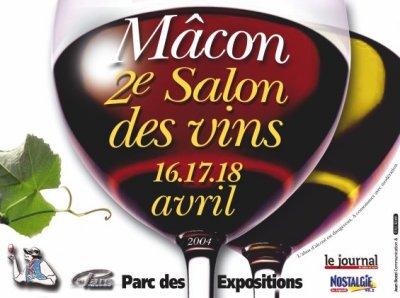 Mcon 2me salon des vins sur lyon people for Salon du vin lyon