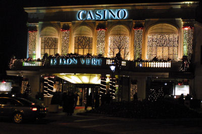 le casino le lyon vert se met aux pronostics sur lyon people. Black Bedroom Furniture Sets. Home Design Ideas