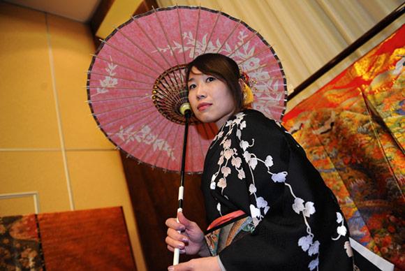L'anniversaire de l'Empereur du Japon fêté à Lyon
