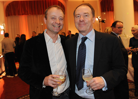 10. Marco (Lyon People) et Yves Rioton (Séminaire Business)