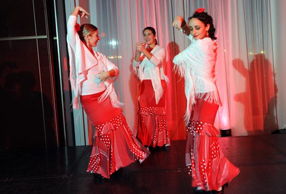 12. Les danseuses de Flamenco