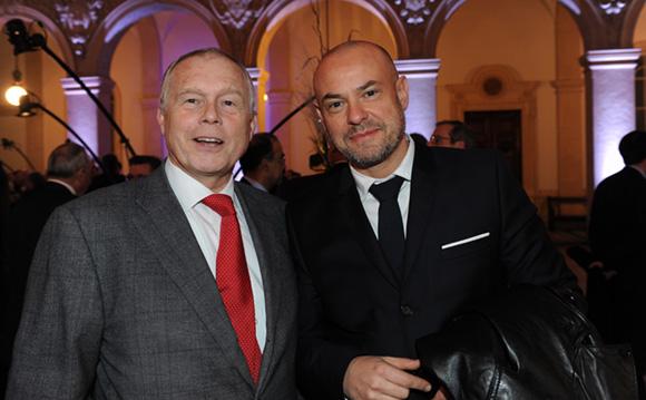 12. Bernard Gaud (Medef) et Laurent Van Soen (ERAI)
