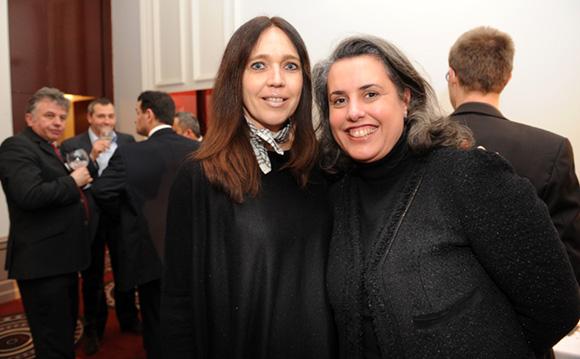 14. Florence Cambrillat (ESCE) et Stéphanie Leroux (Bernachon)