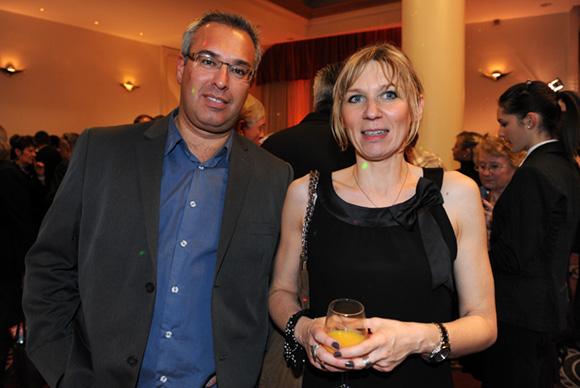 16. Pierre Blasco (Blascom It) et Christine Duranton