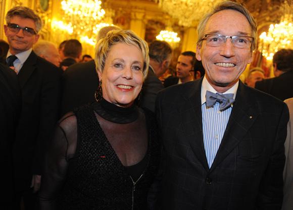 17. Carole Dufour (Idées en Tête) et son époux Bruno Dufour (Patrimoine Consultant)