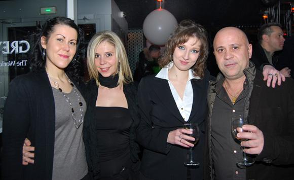 17. Marlène, Céline, Audrey et Bruno