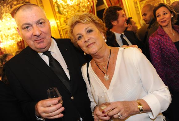 20. Serge Greppa-Dufour et Myriam Malher