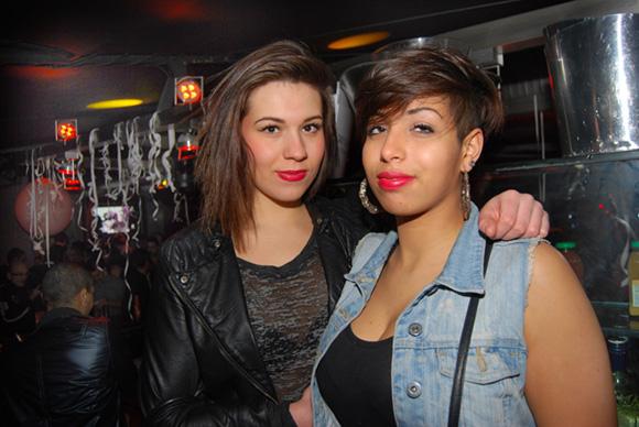 21. Jeanne et Cyrine
