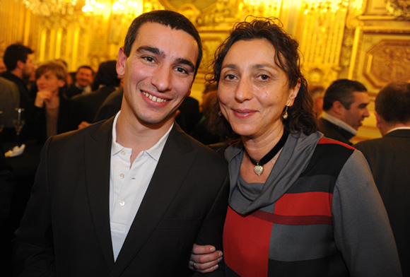 Municipales 2014. Yann Cucherat futur adjoint aux Sports de Gérard Collomb