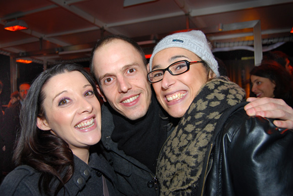 22. Pierrick, Marlène et Manue