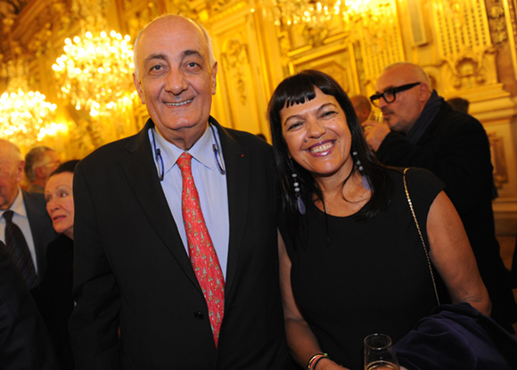 25. Paul-Henri Watine et Laurence Renaudin