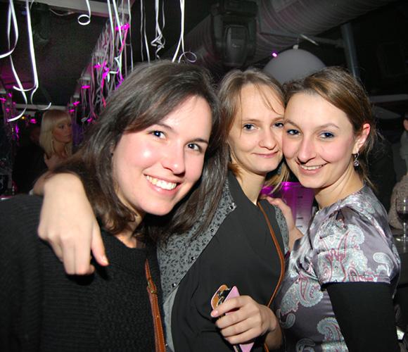 25. Sandra, Laure et Emeline
