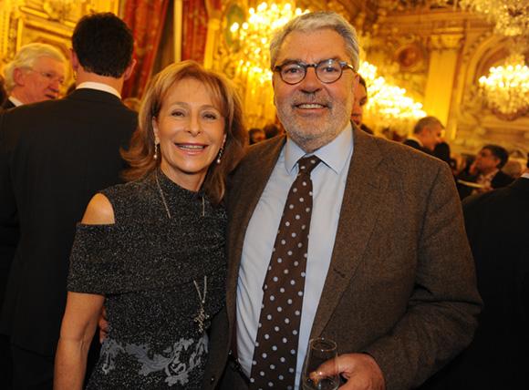 26. Geneviève Watine et Maitre Yves Bismuth