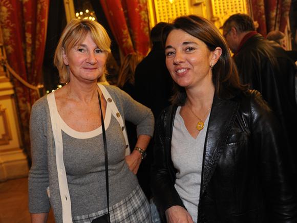 27. Béatrice Denis et Vinciane Neyret (Le Petit Monde)