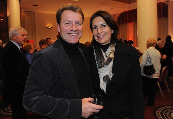 28. Olivier Bulcourt et son épouse Françoise (Call & Golf)