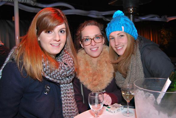 3. Marine, Marie-Anne et Guillemette