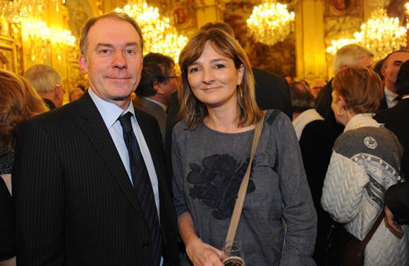 32. Yves Rioton (Séminaires Business) et Claire Saddy