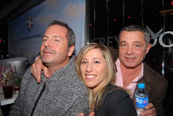 33. Paulo (First), Eugénie et Thierry