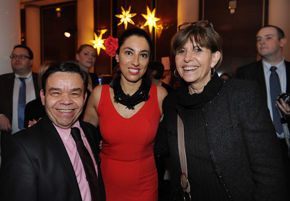 40. Rémi Reibel (RDM édition), Marta Pardo-Badier et Catherine Reibel