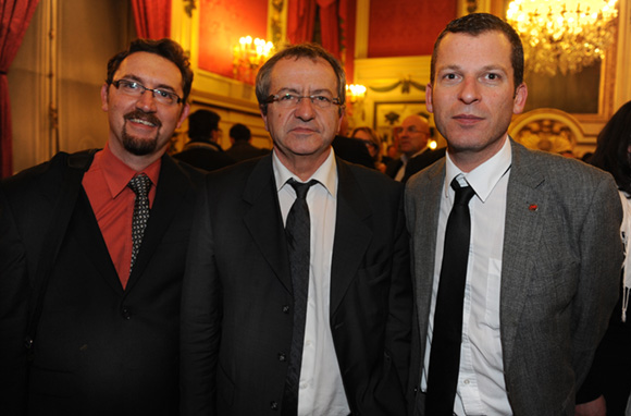 41. Stéphane Pillet, Jacques Comby et Thierry Vitoz (Université Lyon III)