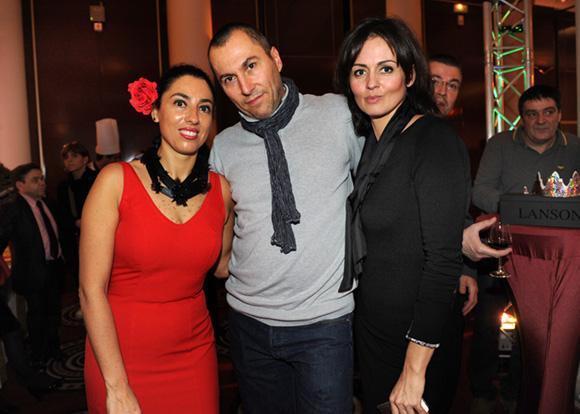 41. Marta, Fabrice et Sonia