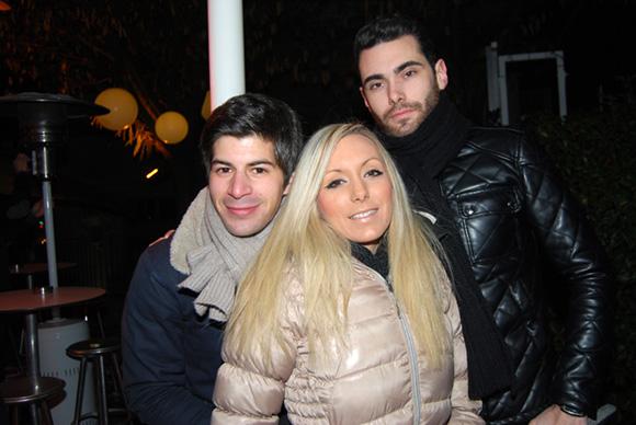 4. Noriant, Ludivine et Julien