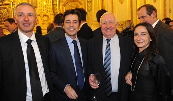 47. Laurent Lecoeur (Assurément Votre), Emmanuel Hamelin, Claude Chabot et Olivia