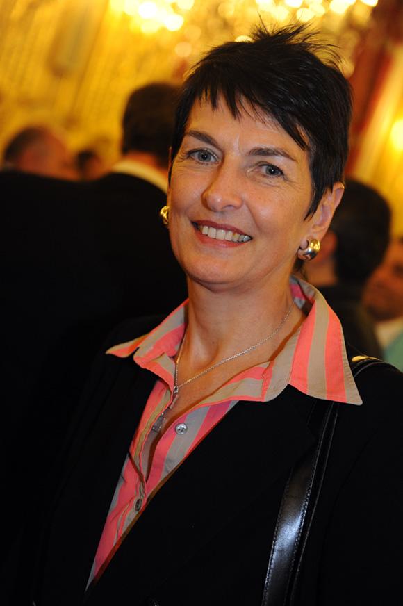 50. Thérèse Rabatel, adjointe à l'égalité home-femme à la ville de Lyon