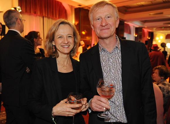 5. Jean-Jacques Pesse (SNCF) et son épouse Corinne (Laboratoire Boiron)