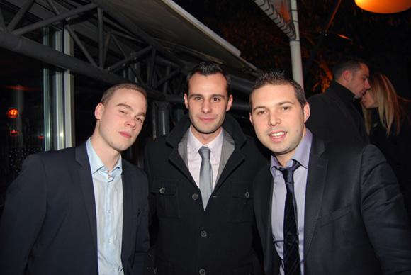 8. Benoît, Christophe et Yannick