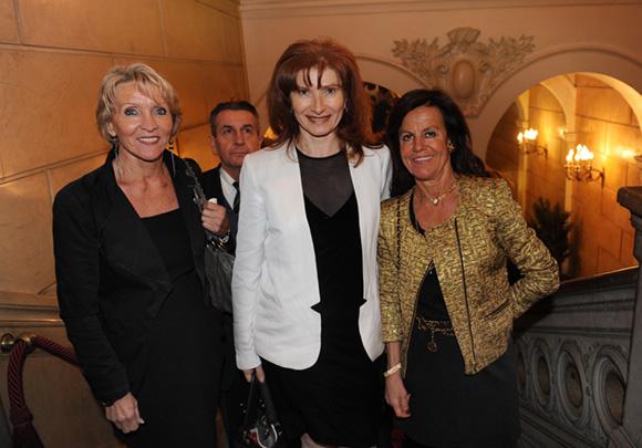 9. Michel Hingrez, Isabelle Gonon (Byblos Group) et Béryl Maillard, consul de Saint Domingue