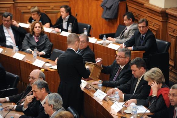 Michel Mercier quitte la présidence de l'UDI du Rhône