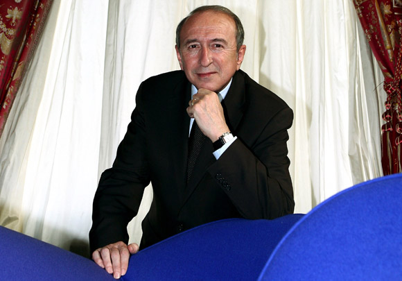 Gérard Collomb rencontre Jean-Marc Ayrault
