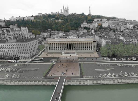 Christiane Taubira et Najat Vallaud-Belkacem inaugureront les « 24 colonnes » de Lyon