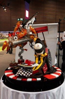 Sirha 2013 la france remporte la coupe du monde de p tisserie - Coupe de monde patisserie ...
