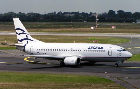 Lyon-Athènes. 2 vols par semaine pendant l'été 2013