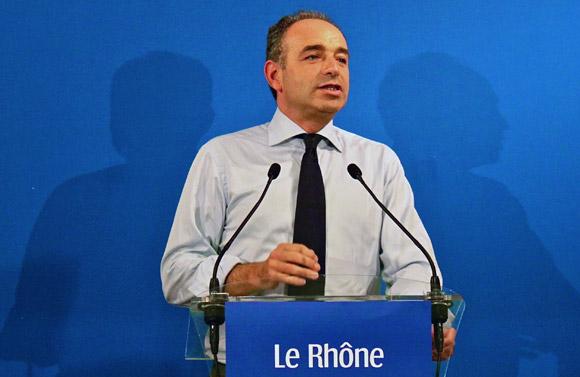 Municipales 2014. Jean-François Copé désespère la droite lyonnaise