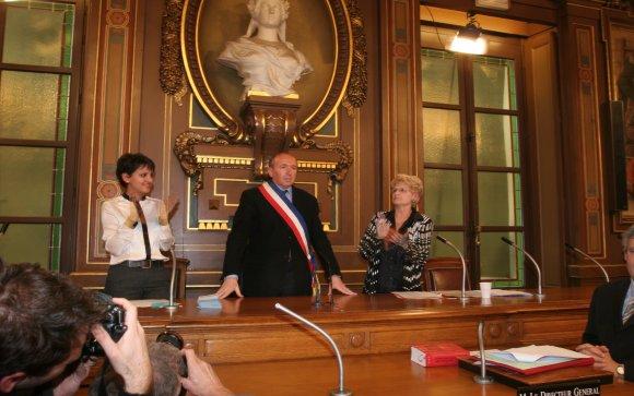 Municipales 2014. Collomb dans son rôle de maire « au moins jusqu'en janvier prochain »
