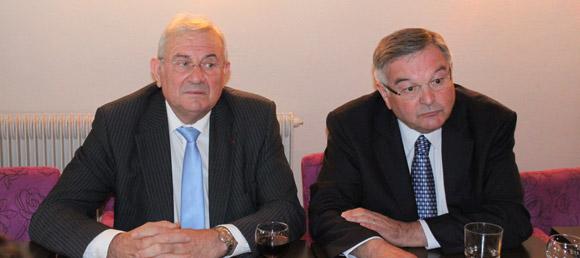 Rhône. Michel Mercier quitte la présidence du Conseil général