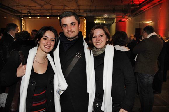 11. Emmanuelle Manfredi (CGPME), Thibaud Etienne (CCI de Lyon) et Amélie Chabuet (OnlyLyon)