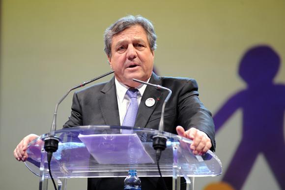 14. Les vœux toniques de François Turcas, président de la CGPME