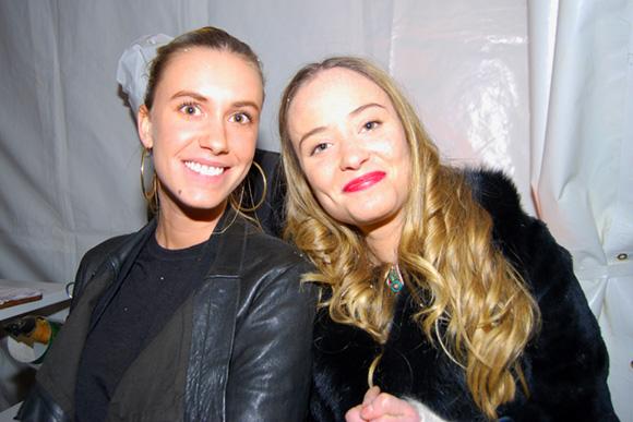 16. Joséphine et Margaux