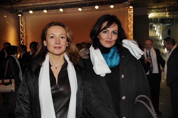 20. Alla Poedie (Guide de Lyon en Russe) et Sonia Philippot (Jeïto Bijoux)