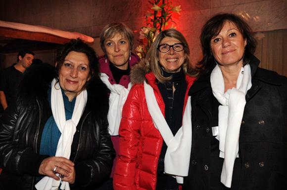 2. Anna Pacitto, Sylvie Antoina, Sylvie Segaud et Sylvie Bles – Gagnaire (Sytral)