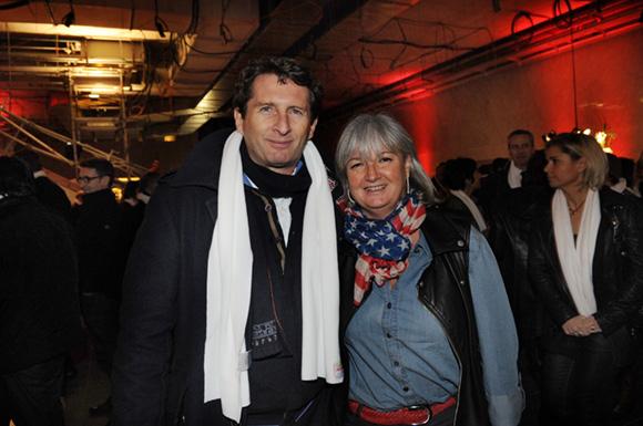 21. Jean-François Bourrec (Brainstorming) et Coryne Nicq (Entrepreneurs d'Avenir)