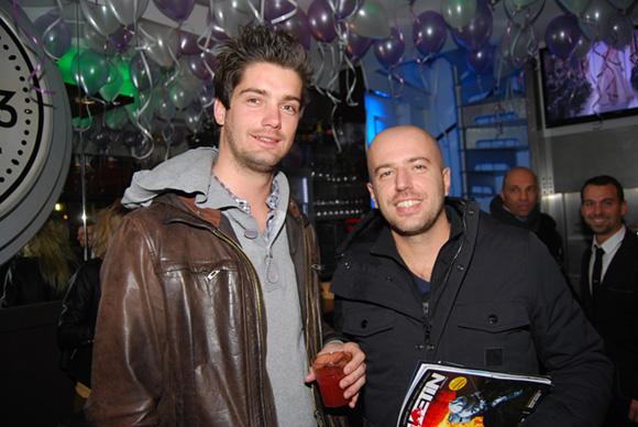 2. Ludo (Corona) et Damien (Red Bull)