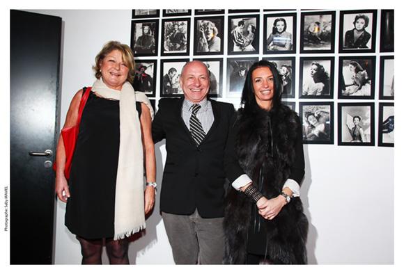 22. Sophie Defforey, l'horloger Jean-Louis Maier et Karine Fontaine (Sotheby's Realty)