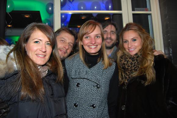 23. Solène, Olivier, Caroline, Max et Laetitia