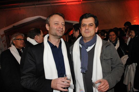 23. Marco (Lyon People) et Olivier Veys (Petit Tom Vert)