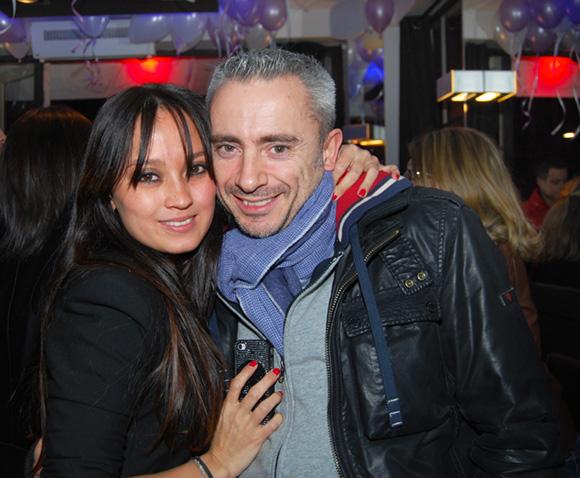 24. Audrey Bresset et Patrick Di Folco